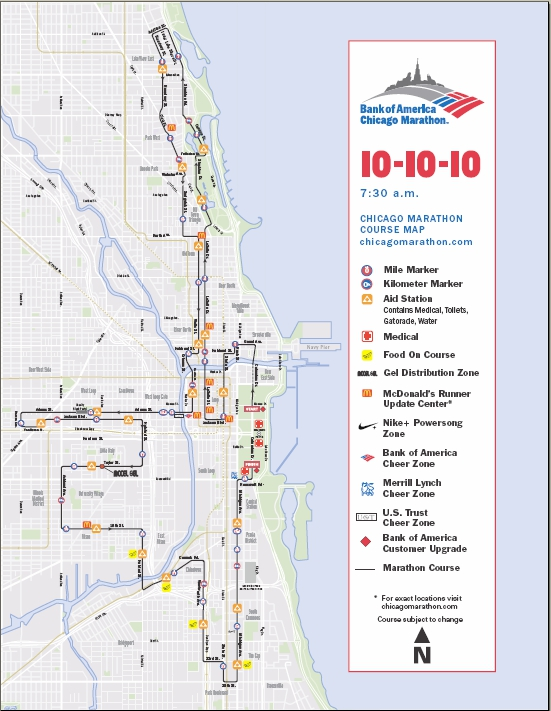Miranda Lambert Buzz Boston Marathon 2011 Route Map