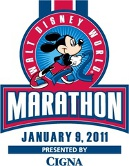 Walt Disney World Marathon Results