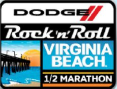 Rock 'n' Roll Virginia Beach Half Marathon 2011 Results