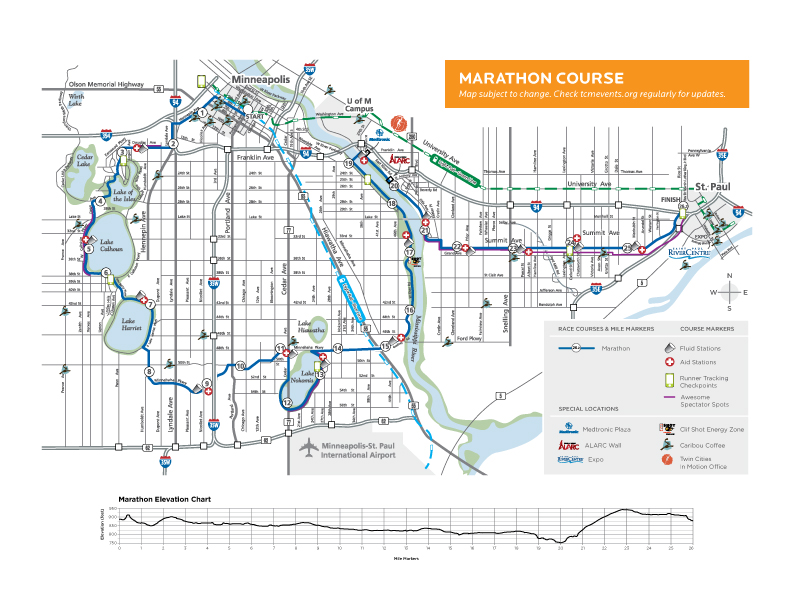 Medtronic Twin Cities Marathon Weekend Race Results Minneapolis