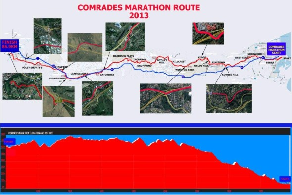 2013-Comrades-Route-up-run