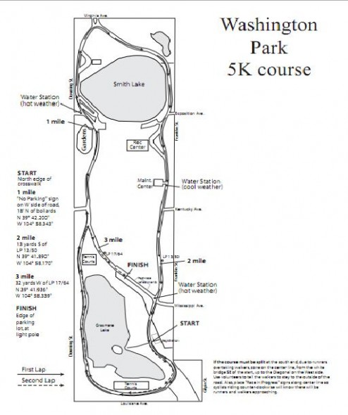 Denver Super Bowl 5K 2014/2015   Date, Registration, Route Map