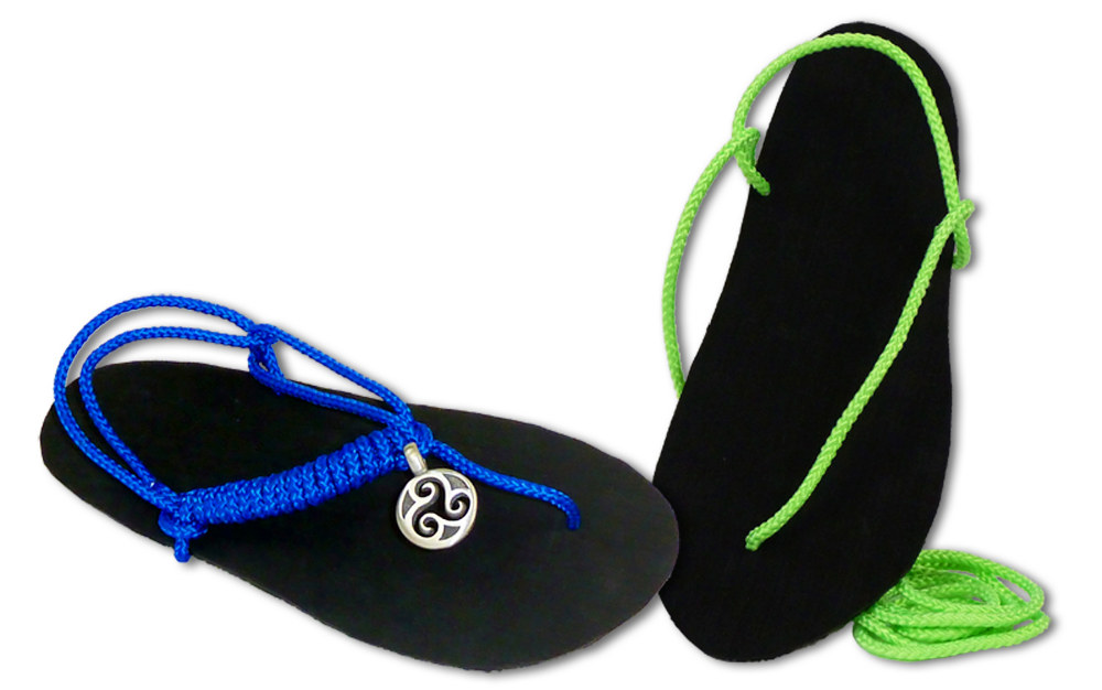 Barefoot Running Sandals From Invisible Shoes