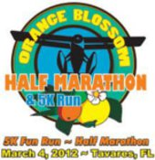 Orange Blossom Half Marathon 5K Results