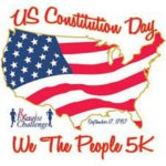 US Constitution Day - We the People 5K