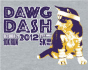Dawg Dash 10K Results