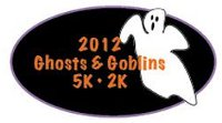 Ghost and Goblins 5K Results