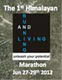 Running And Living Himalayan Marathon