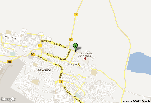 Semi Marathon De Laayoune 20142015 Date Registration Route Map