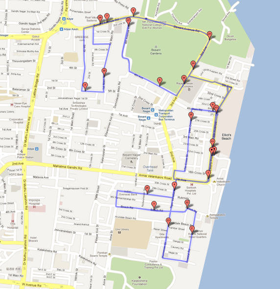 Dream-runners-route-21k