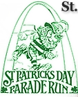 St. Patrick's Day Parade Run