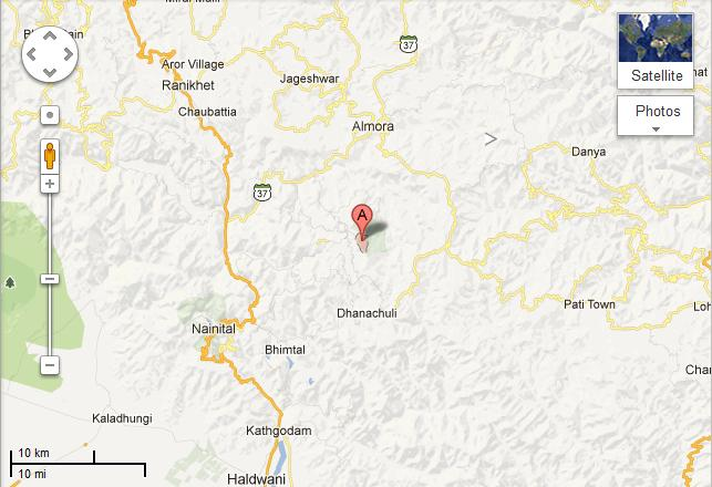 Mukteshwar_Half_map