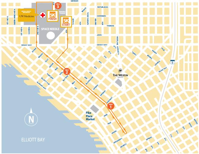 Top Seattle Marathon Map Galleries - Printable Map - New ...
