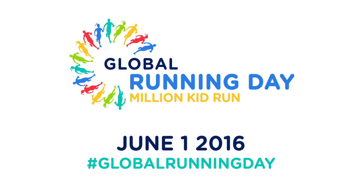 Global Running Day Logo